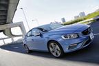 VOLVO S60 特別仕様車「S60 T4 R-DESIGN PLUS(アール デザイン プラス)」[ボディカラー:パワーブルーメタリック] 試乗レポート 3