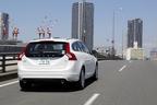 VOLVO V60 特別仕様車「V60 LUXURY EDTION(ラグジュアリー エディション)」[ボディカラー:クリスタルホワイトパール]試乗レポート 2