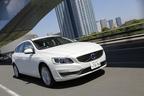 VOLVO V60 特別仕様車「V60 LUXURY EDTION(ラグジュアリー エディション)」[ボディカラー:クリスタルホワイトパール]試乗レポート 4
