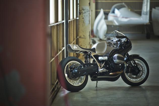 「BMW R nineTカスタムプロジェクト」