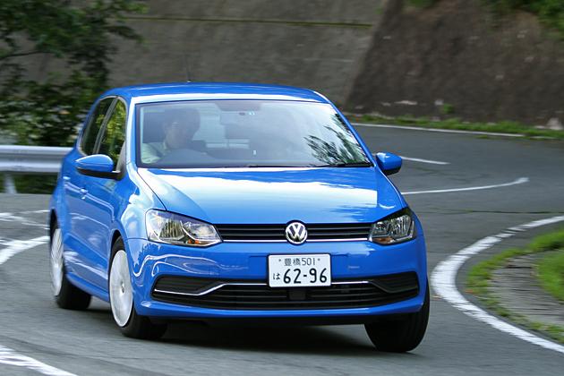 「Volkswagen New Polo TSI Comfortline」(フォルクスワーゲン 新型 ポロ TSI Comfortline) 試乗レポート/渡辺陽一郎 1
