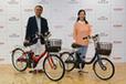 [ヤマハ 電動アシスト自転車「PAS(パス)」シニア世代向けモデル『PAS SION(パス シオン)』(「PAS SION-U」「PAS SION-V」) 発表会(2014/09/08)]