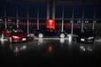 テスラ、「モデルS」の日本への納車を開始 ~テスラ スーパーチャージャーの実機を公開~