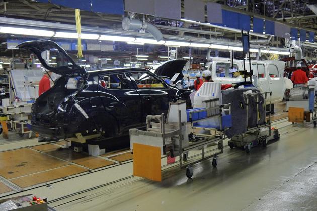日産自動車 追浜工場