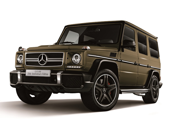 メルセデス・ベンツ G 63 AMG 35th Anniversary Edition