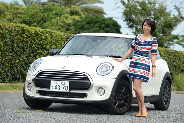 THE NEW MINI「MINI ONE」[FF] 主要諸元