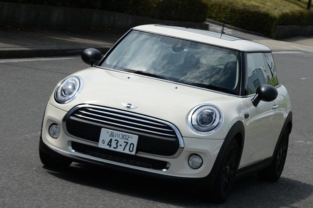 新型 MINI ONE(ミニ ワン)[2014年フルモデルチェンジ] 試乗レポート/今井優杏