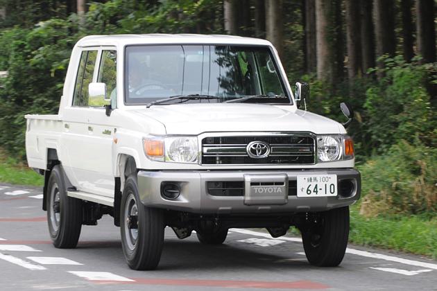 トヨタ ランドクルーザー70 試乗レポート/渡辺陽一郎