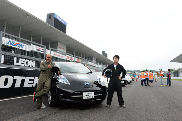 「全日本エコドライブチャンピオンシップ2014」レポート/マリオ高野
