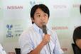 「全日本エコドライブチャンピオンシップ2014」にて片山右京氏
