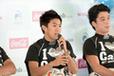 「全日本エコドライブチャンピオンシップ2014」にて井口卓人選手