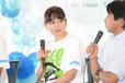 「全日本エコドライブチャンピオンシップ2014」にて竹岡圭さん