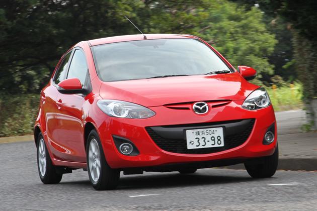 【燃費】マツダ デミオ(3代目)燃費レポート/永田恵一