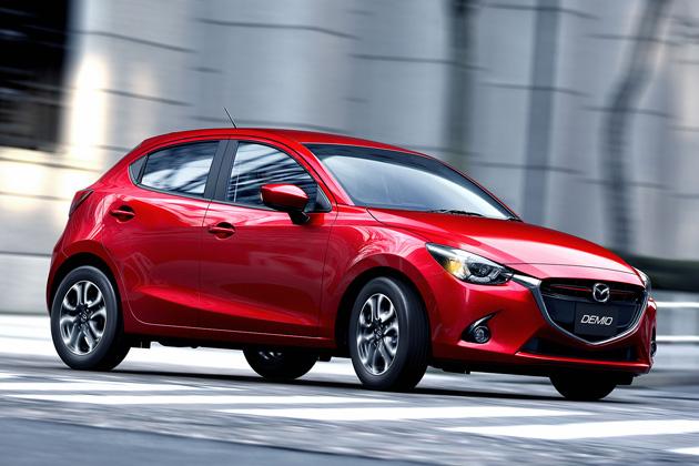 マツダ 新型「Mazda2(デミオ)」※日本仕様