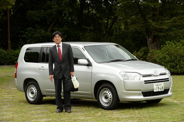 トヨタ 新型 プロボックス バン・サクシード バン 試乗レポート/渡辺陽一郎 1