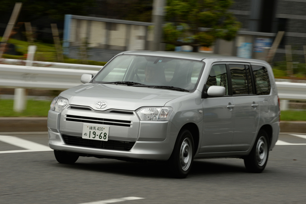 トヨタ 新型 プロボックス バン GL[FF・ボディカラー:シルバーマイカメタリック] 試乗レポート/渡辺陽一郎 2