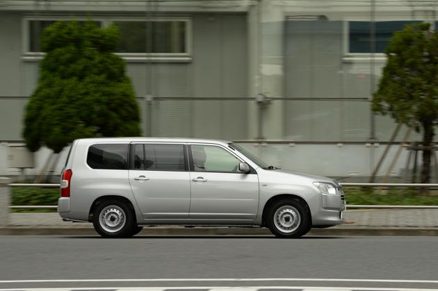 トヨタ 新型 プロボックス バン GL[FF・ボディカラー:シルバーマイカメタリック] 試乗レポート/渡辺陽一郎 3