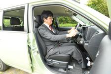 トヨタ 新型 プロボックス バン F[FF] インテリア