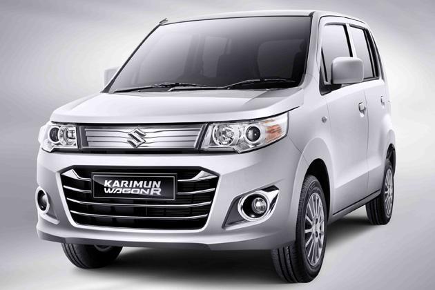 スズキ「ワゴンR GS」/インドネシア国際モーターショー2014