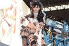 東京ゲームショウ2014 フォトギャラリー ~TGS2014 電撃ブースのニコニコ生放送で「車なごコレクション」情報を公開~