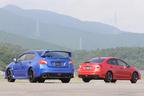 新型WRX S4と新型WRX STI