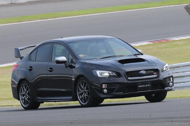 スバル 新型WRX S4・新型WRX STI 新型車解説/マリオ高野