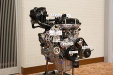 改良型R06A型エンジン