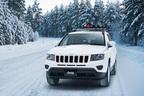 ジープ、アウトドアアクティビティ向けアイテム装備の限定車「Jeep Compass North」を発売