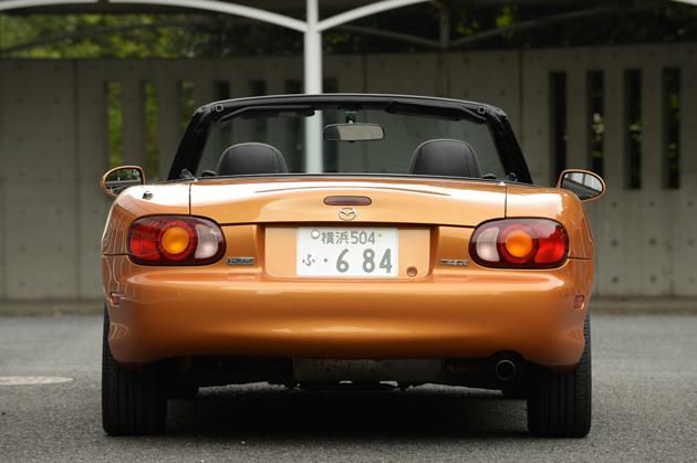 【2代目・NB型】マツダ ロードスター[1997-2005]