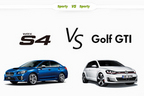 【比較】スバル 新型WRX S4 vs VW ゴルフGTI どっちが買い!?徹底比較/渡辺陽一郎