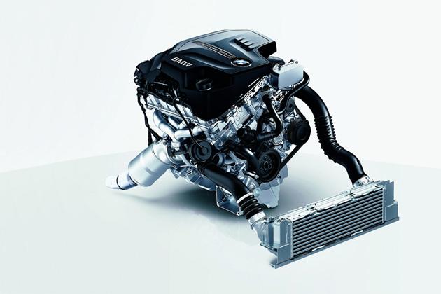BMW 320i SE/BMW 320iツーリング SE  2.0リッター直列4気筒DOHC  BMWツインパワー・ターボ・エンジン
