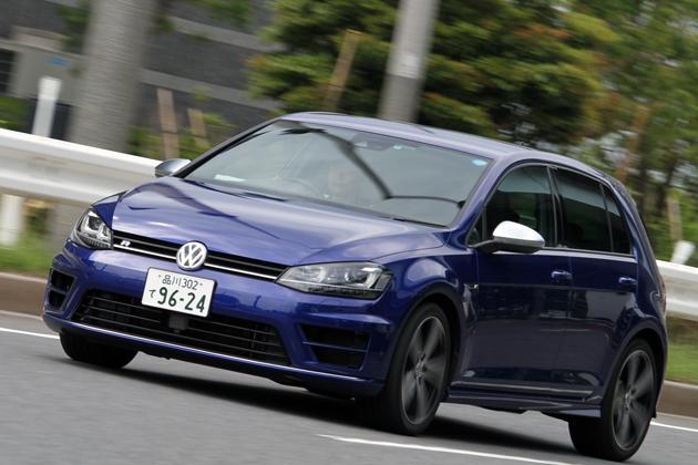 フォルクスワーゲン ゴルフR 新型車解説/渡辺陽一郎