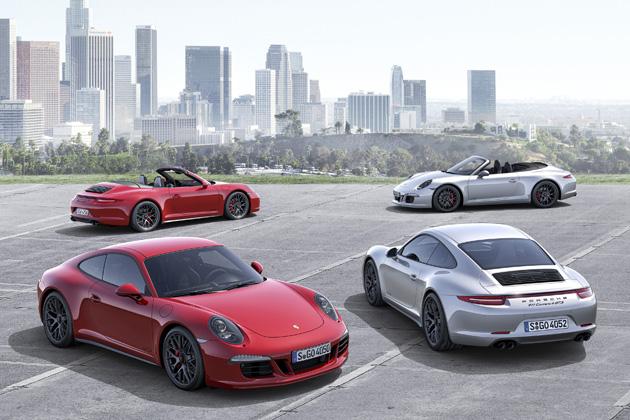ポルシェ 911 カレラ GTS/911 カレラ 4 GTS