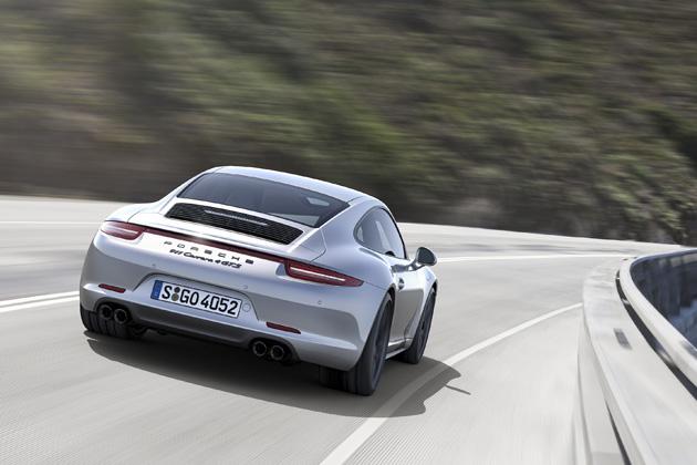ポルシェ 911カレラ4 GTSクーペ