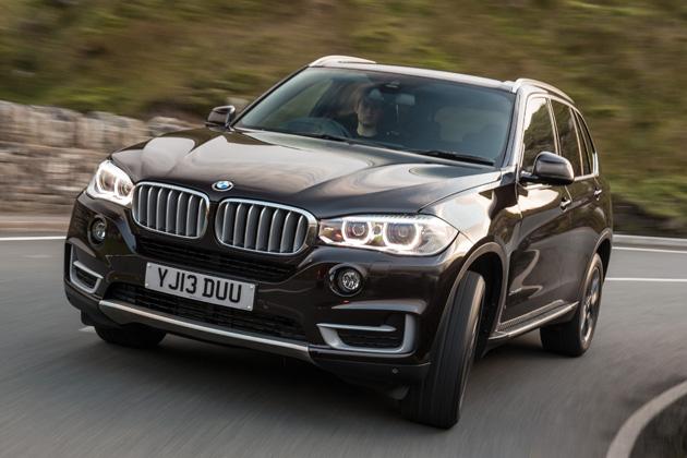 BMW X5/走行イメージ