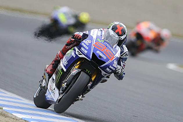 優勝:ホルヘ・ロレンソ選手/MotoGP 第15戦 日本グランプリ