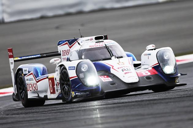 トヨタレーシング/FIA世界耐久選手権(WEC)第5戦富士6時間耐久レース(2014)