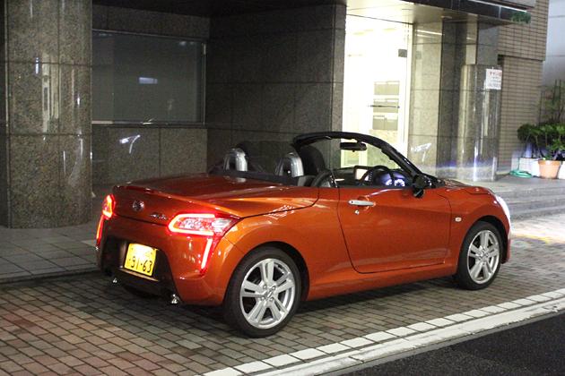 【燃費】ダイハツ コペン(コペン ローブ)燃費レポート/永田恵一