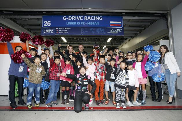 世界耐久選手権(WEC)第5戦富士6時間耐久レース