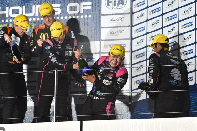 シャンパンファイト/世界耐久選手権(WEC)第5戦富士6時間耐久レース