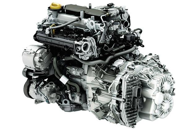 ルノー新型「メガーヌ GT ライン」/ターボチャージャー搭載1.2直噴エンジン H5F