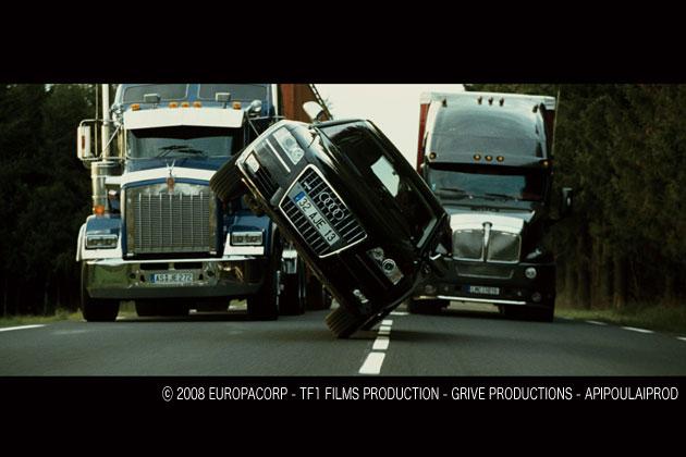 アウディ A8 「トランスポーター3」 イメージ