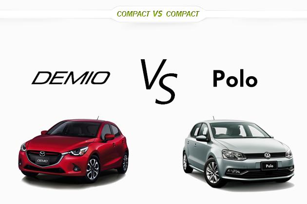 【比較】マツダ 新型デミオディーゼル vs VW 新型ポロ どっちが買い!?徹底比較/渡辺陽一郎