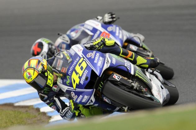 バレンティーノ・ロッシ/MotoGP 第16戦 オーストラリアGP