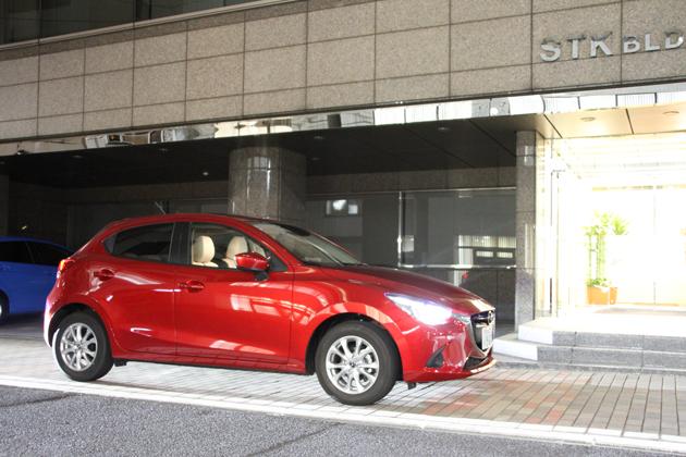 【燃費】マツダ デミオ [ガソリン車・4代目] 燃費レポート/永田恵一