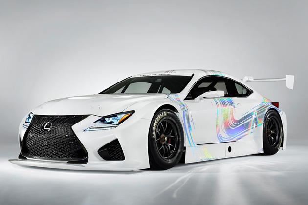レクサス RC F GT3 concept