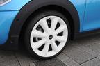 MINI COOPER S 5 DOOR(新型ミニ 5ドア クーパーS)[ボディカラー:エレクトリック・ブルー]