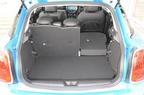 MINI COOPER S 5 DOOR(新型ミニ 5ドア クーパーS) 荷室
