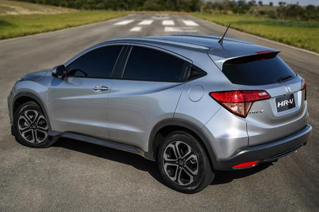 ホンダ 新型HR-V ブラジル仕様 市販予定車