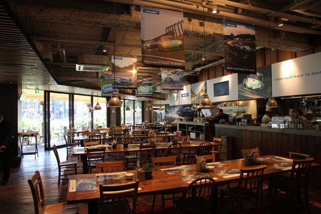 FALKEN Cafe Aoyama